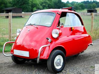 Bmw Isetta Classic Cars For Sale Classic Trader