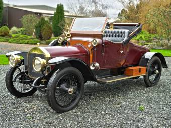 Wolseley 24/30HP