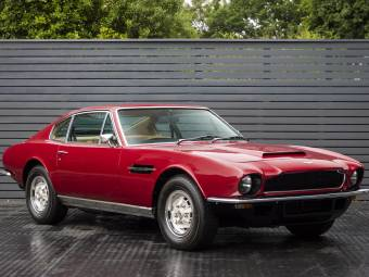 Aston Martin V Classic Cars For Sale Classic Trader - Aston martin 1970 for sale