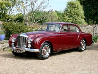 Bentley S 2 Continental