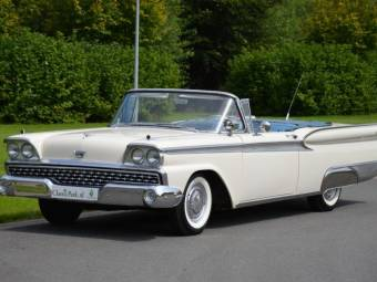 Ford Fairlane 500 Galaxie