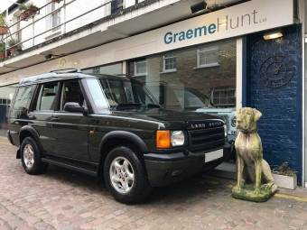 Land Rover Discovery 3.9 V8