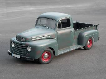 Ford pickup oldtimer