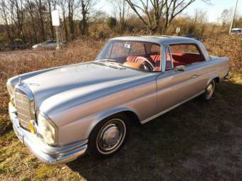 Mercedes-Benz 220 Classic Cars for Sale - Classic Trader