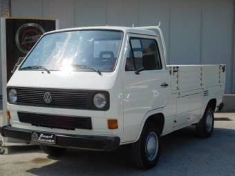 Volkswagen T3 Kastenwagen 19