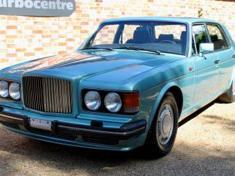 Bentley Turbo R lang
