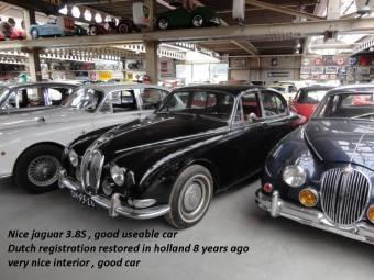 jaguar s type oldtimer kaufen classic trader. Black Bedroom Furniture Sets. Home Design Ideas