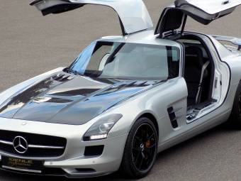 "Mercedes-Benz SLS AMG GT ""Final Edition"""
