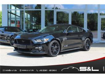 Ford Mustang GT Roush Warrior