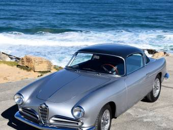 Alfa Romeo 1900 C Super Sprint Touring Superleggera