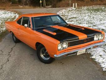 Plymouth Road Runner 440