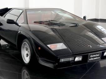 Lamborghini Countach Classic Cars for Sale , Classic Trader