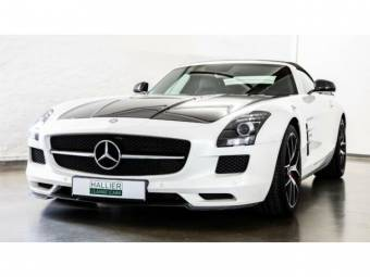 "Mercedes-Benz SLS AMG GT Roadster ""Final Edition"""