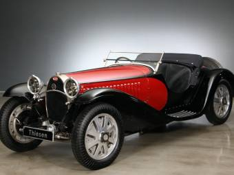 Vintage bugatti for sale