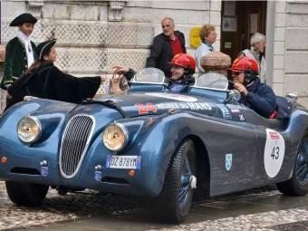 Jaguar xk120 price