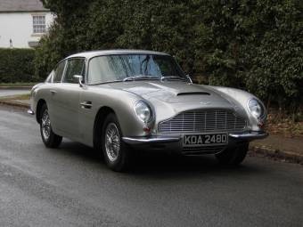 Aston Martin Db 6 Classic Cars For Sale Classic Trader