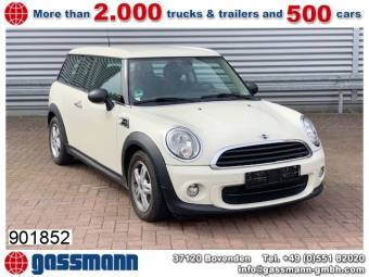 Mini One D Clubman