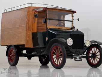 Ford Model T Panel Wagon