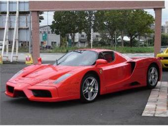 New Ferrari Enzo Fxx Diecast Car Model Black 28 Elite Limited Edition 143 Diec