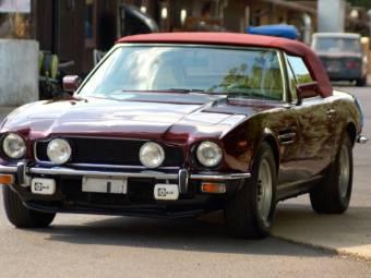 Aston Martin V Classic Cars For Sale Classic Trader - 1986 aston martin vantage