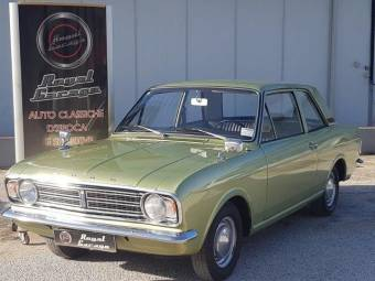 Ford Cortina 1600 Deluxe