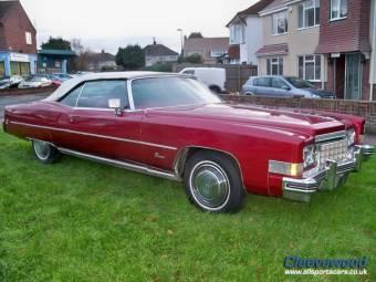 Cadillac Eldorado Classic Cars for Sale - Classic Trader
