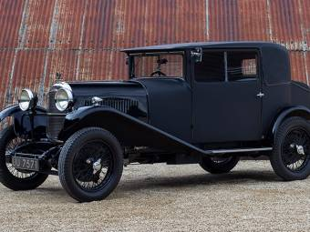 "Lagonda 2 Litre Weymann ""Honeymoon Coupe"""