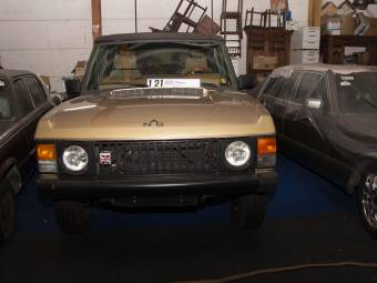 Land Rover Range Rover Classic TD