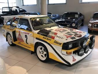 Audi Quattro Oldtimer Kaufen Classic Trader