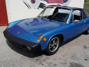 Porsche 914 4 1 8