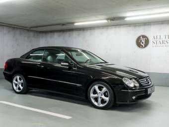 Mercedes-Benz CLK 200 K