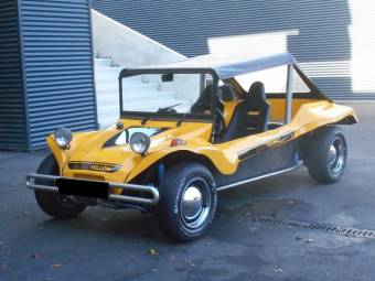 Volkswagen Hot Rod Sandman Buggy