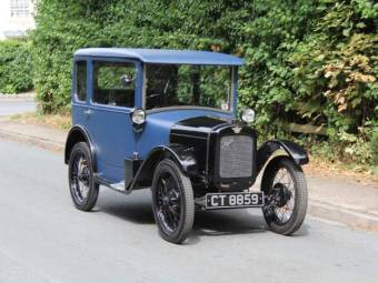 Austin 7 R Fabric Saloon