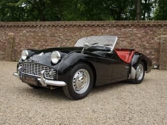 Triumph TR 3 Classic Cars for Sale - Classic Trader