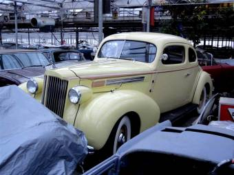 Packard Series 19 Model 120