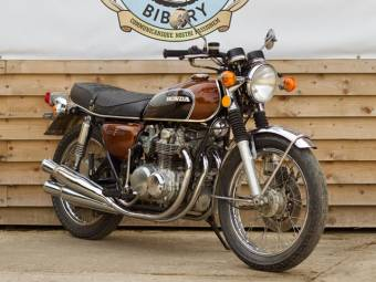 Honda Cb 500 Four Classic Motorcycles For Sale