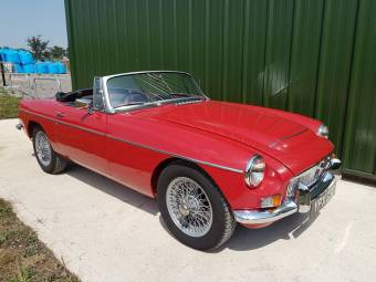 MG MGC Classic Cars for Sale - Classic Trader