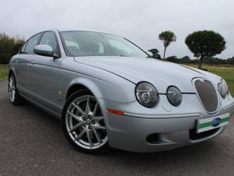 Jaguar S-Type V8