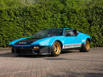 Pantera Gts Car For Sale