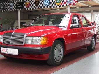 Mercedes Benz 190er Oldtimer Kaufen Classic Trader