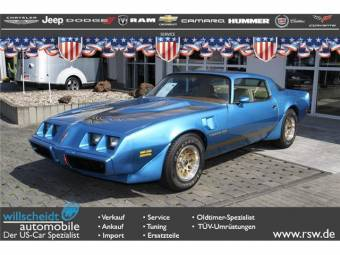 Pontiac Firebird Turbo TransAm