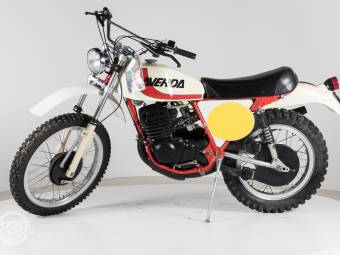 Laverda 360 Cross