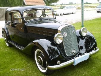 Mercedes-Benz 170 Vb