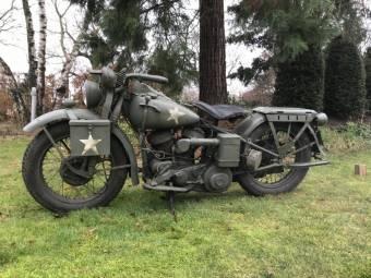 1940 harley davidson ul