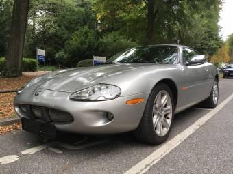 Jaguar XK XK8S