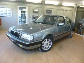 Lancia Thema Turbo 16V