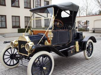 1929 model t ford