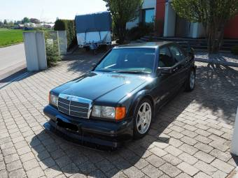 Mercedes-Benz 190 E Evolution II