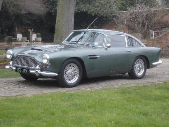 aston martin db 4 classic cars for sale - classic trader