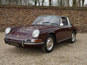 Porsche 912 Clic Cars for Sale - Clic Trader
